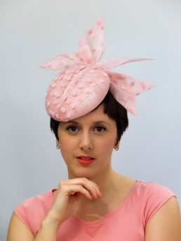 Pretty Pink Polka